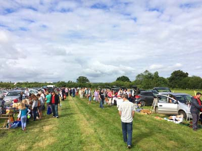 Dauntsey Car Boot Sale Wiltshire S Most Popular Every Sunday